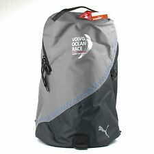 PUMA VOLVO OCEAN RACE ROUND THE WORLD SAILING RACING BACKPACK STEEL GREY BLACK