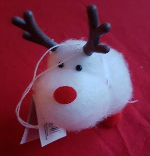 Colour Changing LED Christmas Decoration Light Up Rudolph Reindeer