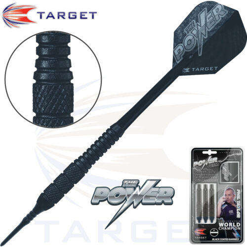 TARGET Dart Softdarts Pfeile Darts Phil Taylor The Power Storm 18 gr NEU 200330