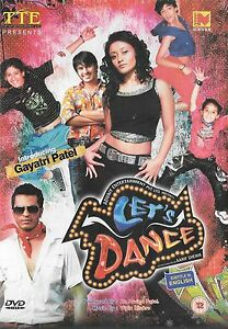 LETS-DANCE-GAYATRI-PATEL-NEW-2009-BOLLYWOOD-DVD
