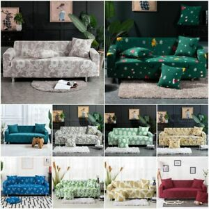 EASY-Stretch-Couch-Sofa-Lounge-Covers-Recliner-1-4-Seater-Dining-Chair-Cover