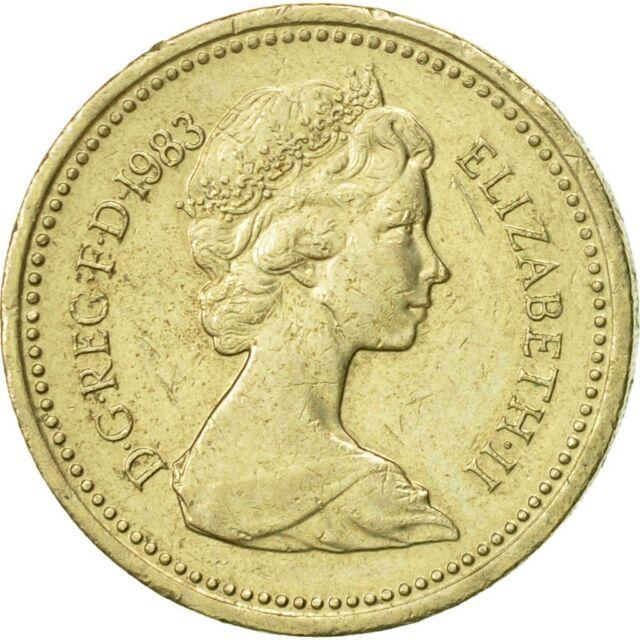 Great Britain Pound 1983 Ebay