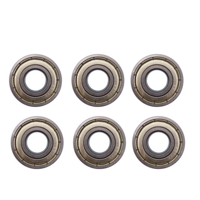 1 pcs SKF 6202-2Z metal seals bearing 6202-2Z new ball bearing
