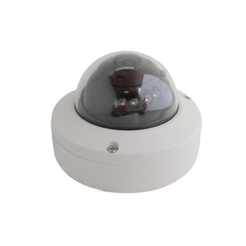 WM POE 720P Mini IP Camera Vandal Proof Network CCTV Outdoor Night Vision 3.6MM