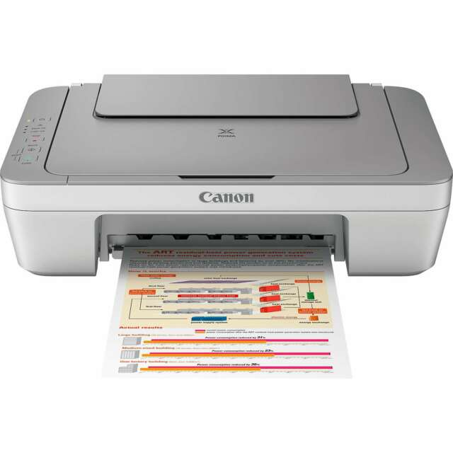 Canon MG2450 All-in-One Inkjet Print, scan, copy VAT included