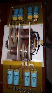 Hochspannungstrafo 150 KV 50 KW HF Trafo 25 Khz