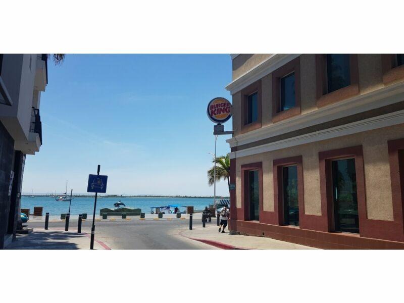 local comercial en renta la paz, restaurante, malecón, bcs