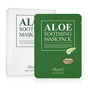 BENTON-Aloe-soothing-Mask-Pack-3pcs-5pcs-7pcs-10pcs-1Pack