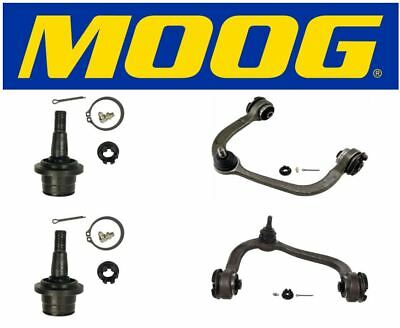 Front Left Upper Control Arm and Ball Joint Assembly Compatible With Driver Side Ford Expedition F150 Lincoln Mark LT Navigator AUQDD K80306 Professional Suspension