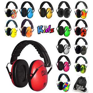 2//3PC Autistic ASD Hypersensitive Infant Kids CHILDREN DEFENDERS NOISE EAR MUFFS