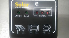 SOLAR PANEL 12A SOLAR BATTERY CHARGE CONTROLLER STSPR10
