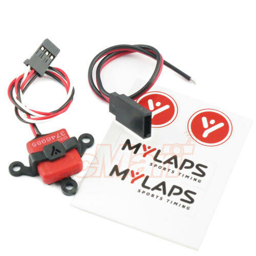 MYLAPS RC4 Transponder New System uses Decoder w 3 Wires 1 10 RC Car  10R120
