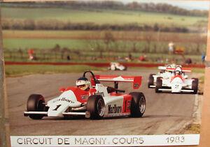 141 . 1 X Photo . Circuit De Magny - Cours . 1983 . Format : 18 X 24 Cm .