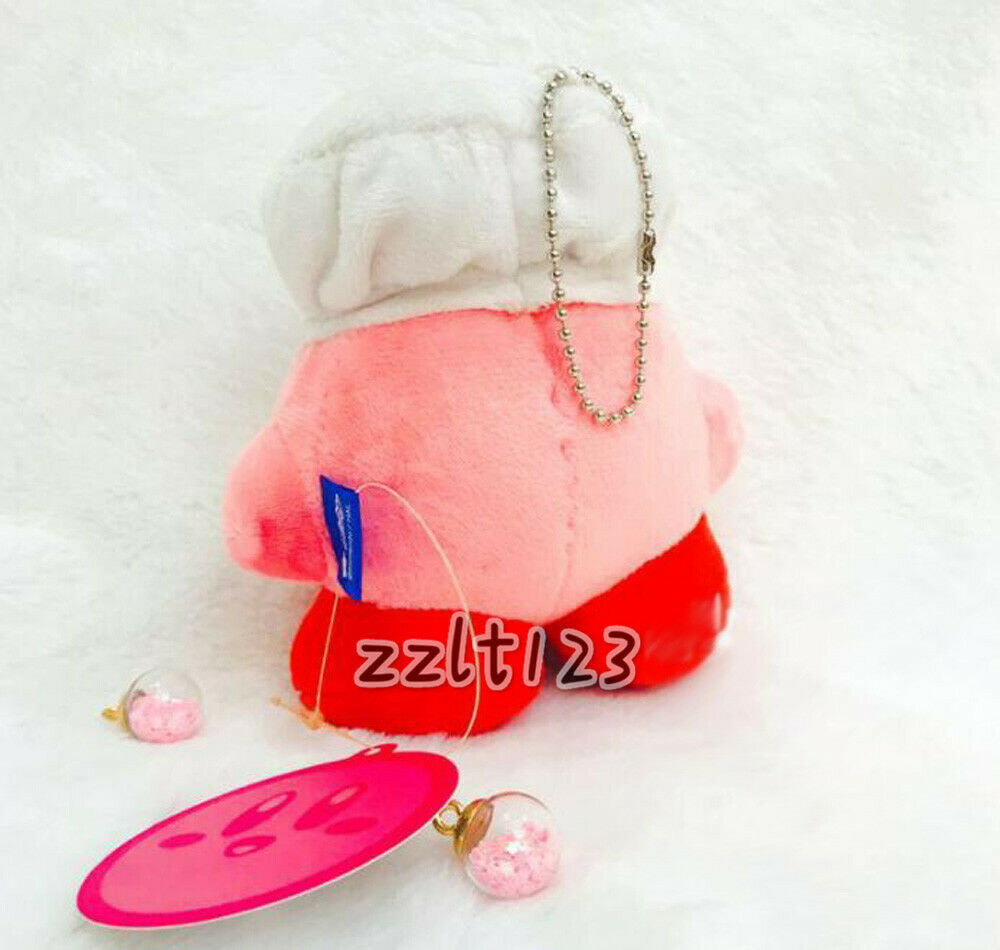 Kirby Dress for Chef Cook 13CM Plush Doll Stuffed Toy