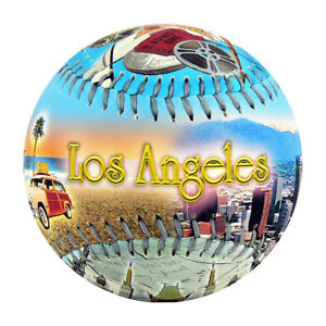 Los Angeles Souvenir Baseball