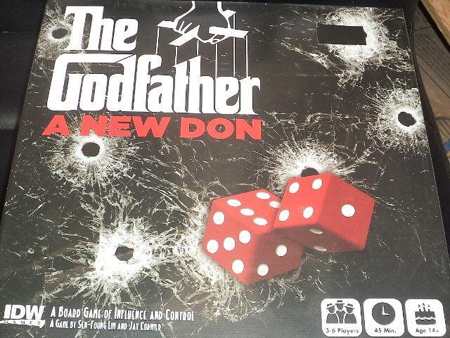 risparmia fino al 30-50% di sconto The Godfather A nuovo Don - - - IDW giocos tavola gioco nuovo   a prezzi accessibili