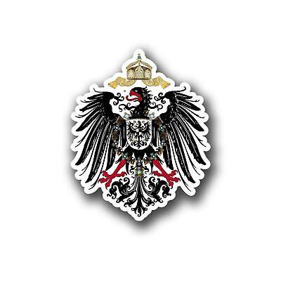 Aufkleber//Sticker Provinz Schleswig-Holstein Wappen Preußisch 7x7cm A3235
