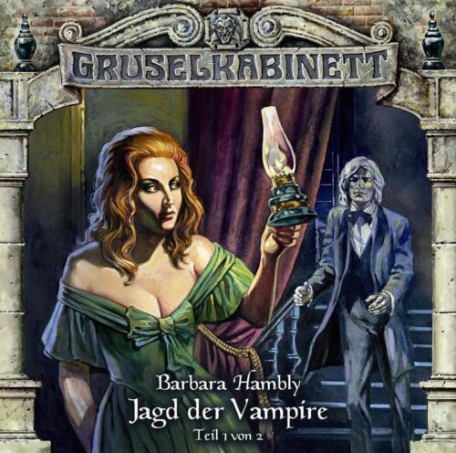 1 von 1 - Gruselkabinett 032 und 033 Jagd der Vampire - 2 CDs im Schuber (2009, Hörspiel)