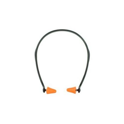 Walker/'s GWP-PLGBND Pro-Tek Orange Reusable Shooting Range Neckband Ear Plugs