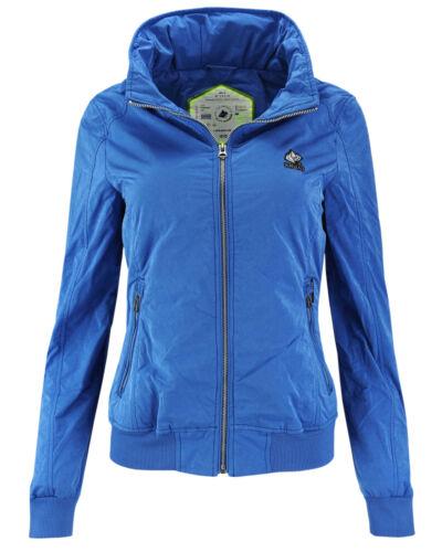 KHUJO Damen Übergangsjacke Jacke ABIQUA Jacket Kapuze Frühling Sommer Damenjacke