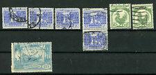 Birma_1954_Mi.Nr. 143-149 Konglomerat