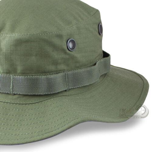 Mil-classique Tec us army militaire gi style bush sun beach cachou chapeau vert olive