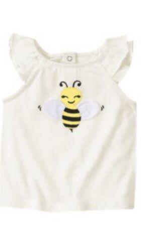 Gymboree Bee Chic 3-6 18-24 2T 4T Shirt Dress Jeans Leggings Tops 11