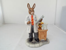 "Royal Doulton Bunnykins ""Dottore"" proffessions Collection db381 rilasciato 2005"