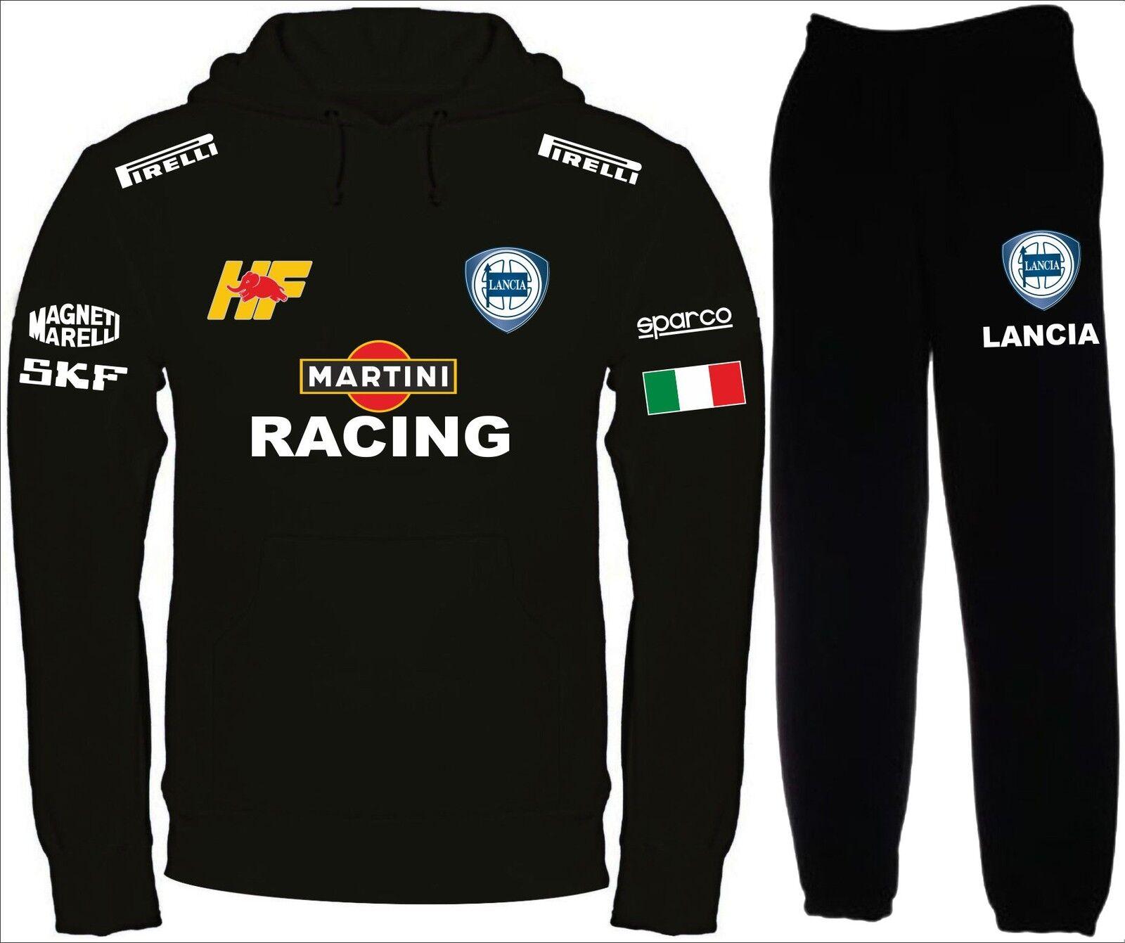 MARTINI RACING TUTA felpa maglietta polo t-shirt maglia hoodie lancia ducati ktm
