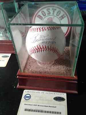 Steiner Sports MLB Boston Red Sox Bob Doerr Signed