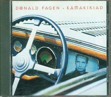 Donald Fagen - Kamakiriad Cd Ottimo