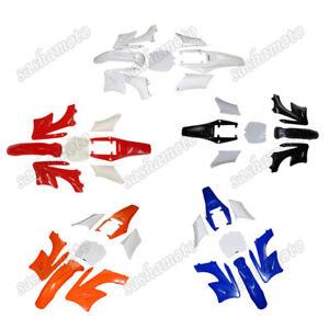 Plastic-Fender-Kit-For-Chinese-2-Stroke-47cc-49cc-Apollo-Orion-Mini-Dirt-Bikes