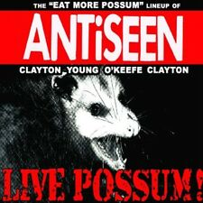 ANTiSEEN - Live Possum [New CD]