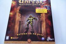 Unreal Tournament Mission Pack I: Return to Na Pali for PC, Big Box, 1999