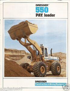Equipment-Brochure-Dresser-550-Payloader-Pay-Wheel-Loader-5-85-EB861
