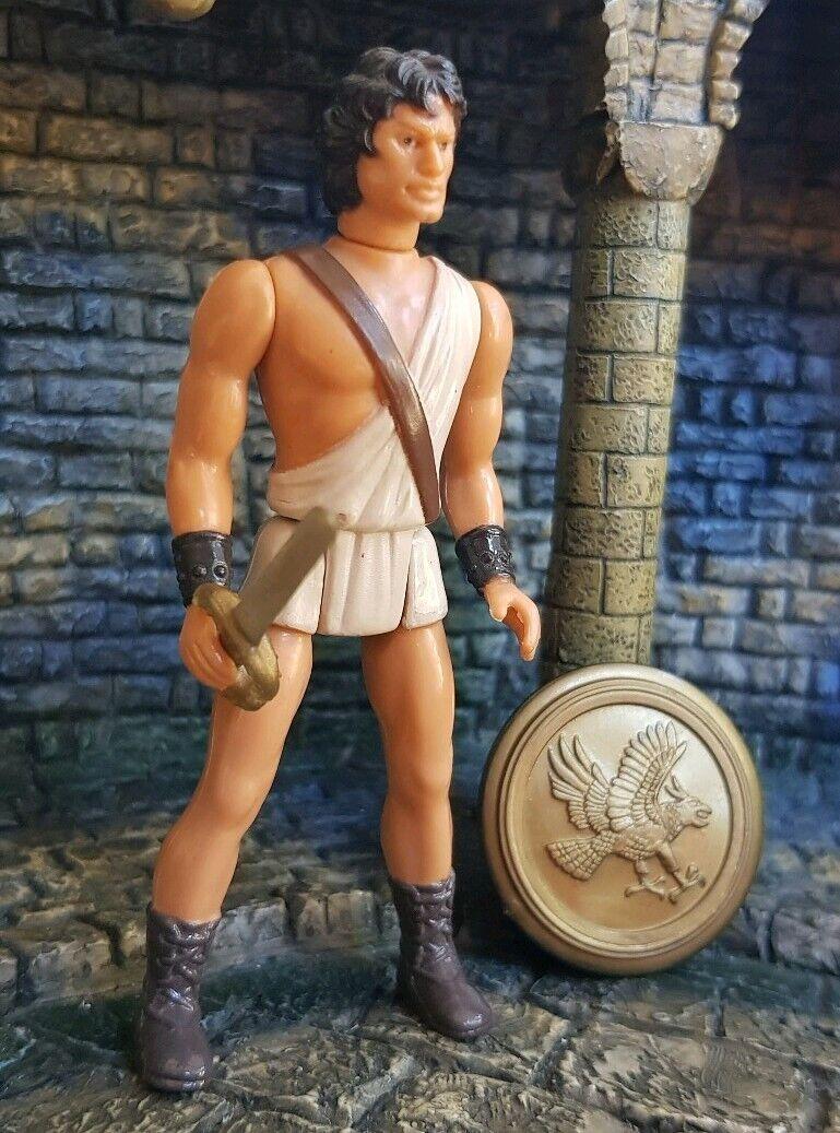 Jahr Perseus figure Clash of the Titans by Mattel 1982