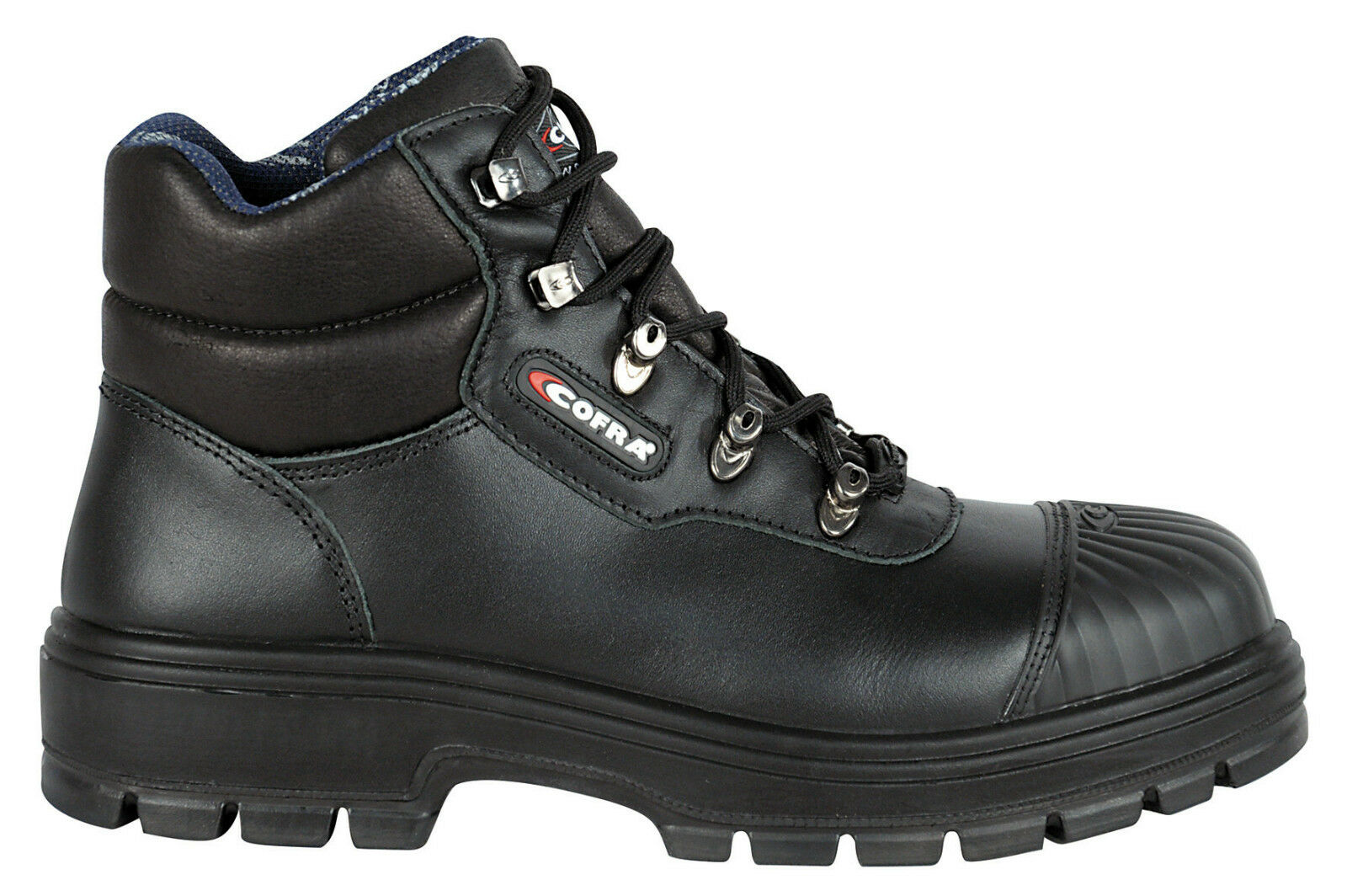 COFRA NEW SHEFFIELD s3 CR Hro Src Nero Punta composito resistente al taglio Stivali di sicurezza