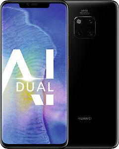 Huawei-Mate-20-Pro-Single-Sim-Black-TOP-Zustand