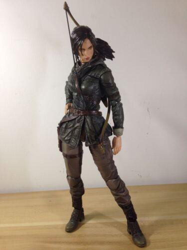 no box Authentic Square Enix PlayArts Tomb Raider Rise Lara Croft Action Figure