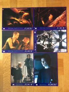Alien-3-6-Kinoaushangfotos-92-Sigourney-Weaver-Horror