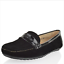 Womens Ladies Loafers Office Work Flat Casual Comfort Classic Pumps Shoes size