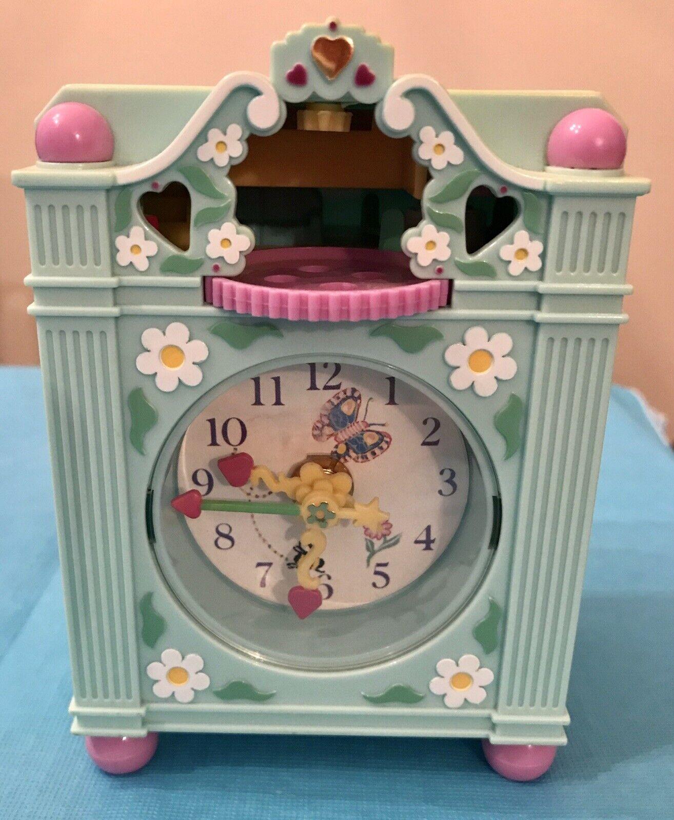 1991 Polly Pocket Funtime Reloj