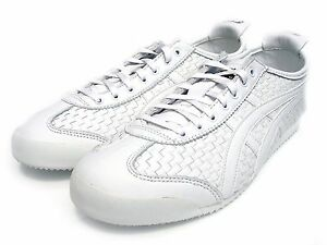 free shipping 427d9 a25f5 Details about Onitsuka Tiger Mexico 66 LAUTA,White,VERY RARE LIMITED! Size  UK 6-10,RRP £129.99