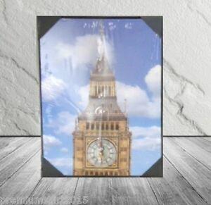 Details Zu Bild Uhr Mit Ziffernblatt Coole Wanduhr Big Ben