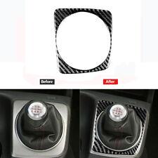 Carbon Fiber Manual Gear Shift Decor Trim Cover For Honda Civic 8th 2006 2011 Fits 2006 Civic