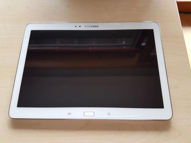 Samsung Galaxy Note 2014 Edition SM-P605 16GB, WLAN + 4G mit Zubehoer (S8 Ipad)