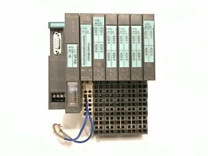 Siemens Simatic S7 Baugruppe  ET 200S / 6ES7 132-4BD01-0AA0 /6ES7 138-4CB10-0AB0