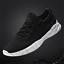 Mens-Memory-Foam-Casual-Walking-Running-Gym-Sport-Slip-On-Trainers-Shoes-Size-UK miniatura 7