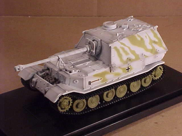 Dragon Armor  72 Sd.Kfz. 184 Elefant Tank Destroyer, Eastern Front 1945