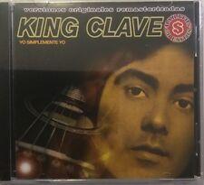 KING CLAVE Yo Simplemente yo CD New Nuevo sealed 20 De SUS MAS GRANDES EXITOS